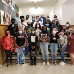 IUPUI BOSS Camp Inspires Entrepreneurial High School Students